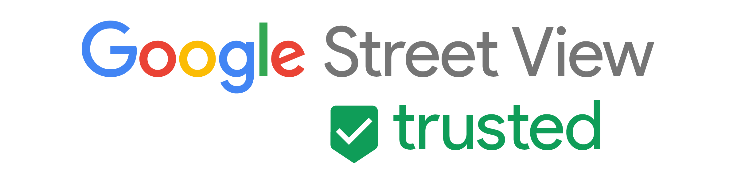 Street View Trusted !
