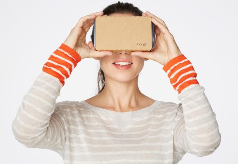 ACCOINTANCE Google VR cardboard
