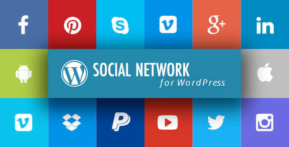Wordpress Social Icons