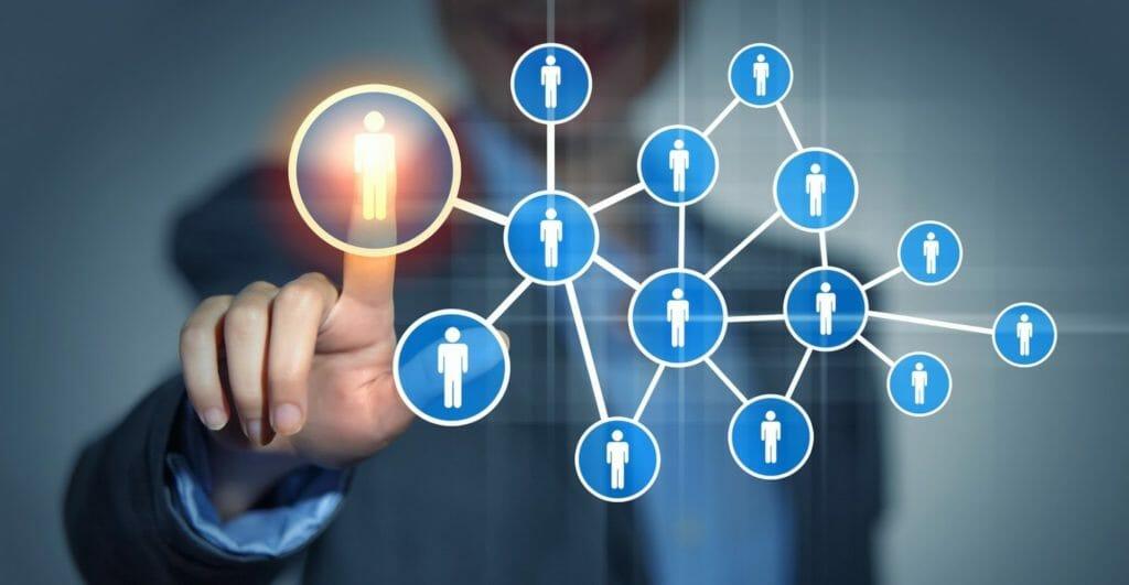 accointance réseau de liens