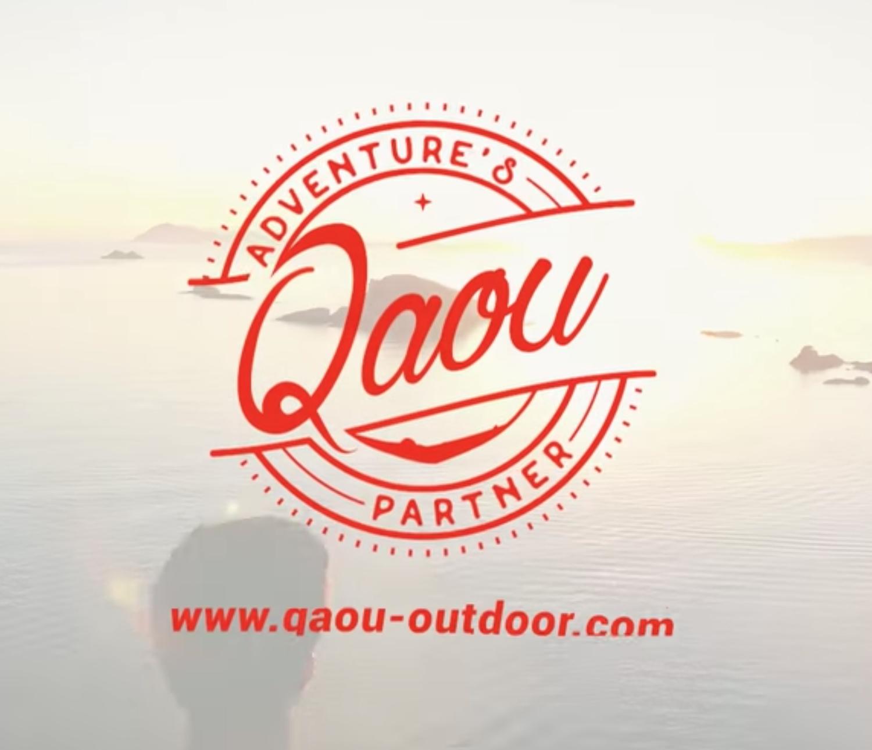 Qaou Outdoor Logo fond vidéo