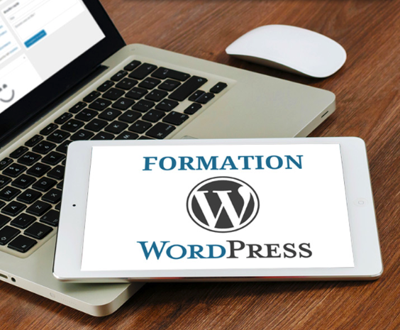 formation wordpress mac et ipad