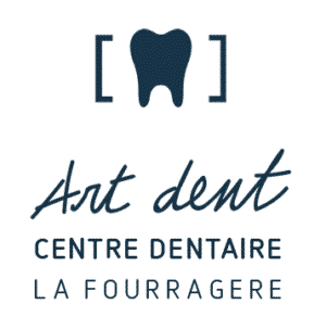 logo centre dentaire art dent la fourragere