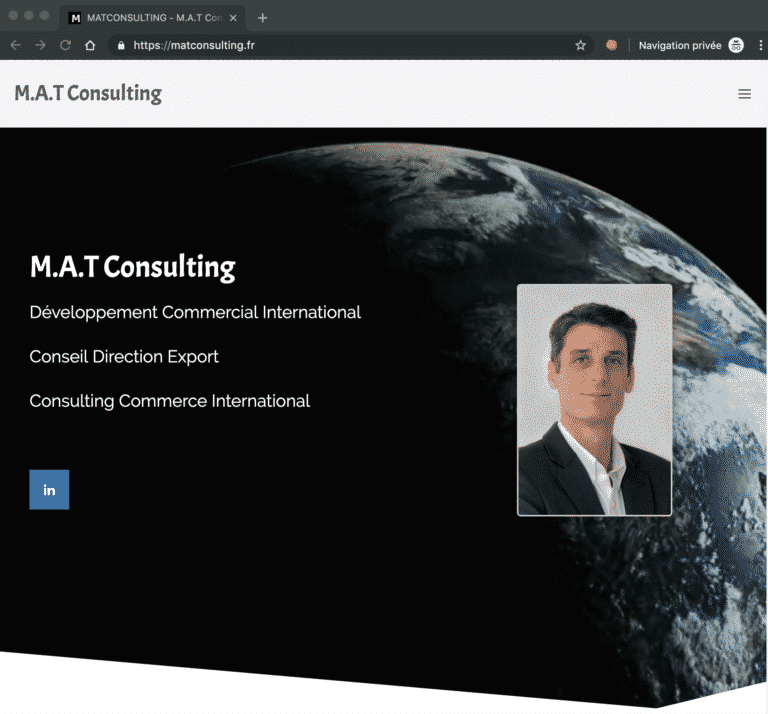 mat consulting Screenshot